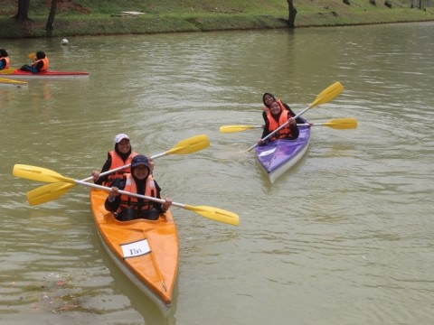 NEWS ON ECONSS CANOEING CHAMPIONSHIP