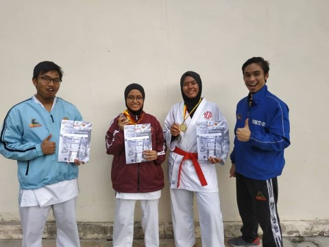 Congratulation to KLM students for their achievement in 10th KK Goju-Kai Selangor Karate Club Championship 2018