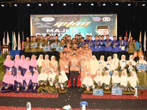 CONGRATULATIONS TO CFS IPTIM AMAL ISLAMI TEAM!