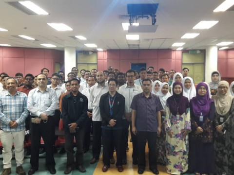 Welcome New Intake Student to Kulliyah of Engineering, IIUM.