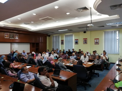 Research Visit from IIUMMC Kuantan
