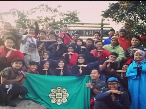 CFS Mount Tahan Expedition