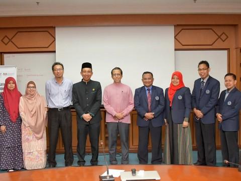 Visit by Universitas Muhammadiyyah Makassar Sulawasi Selatan