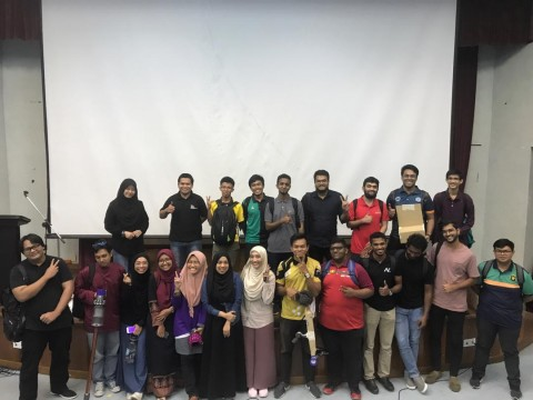 James Dyson Foundation Workshop for IIUM  Engineering Students
