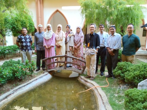 IIUM FLAGSHIP: ESTABLISHING RIVER OF LIFE KUANTAN CHAPTER