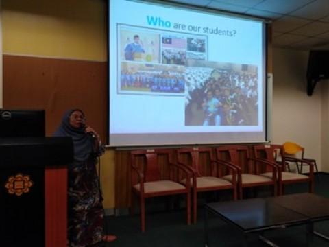 Murabbi Programme: Understanding Our Students at CFS