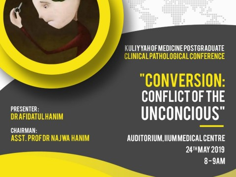 """Conversion: Conflict of the Unconscious"""