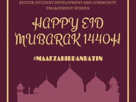 EID FITRI GREETINGS FROM OFFICES UNDER THE PURVIEW OF ODRSDCE