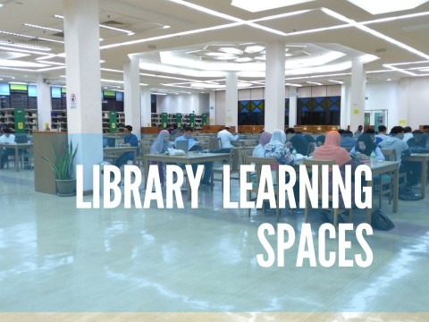 Library Supporting Research Through its Learning Spaces