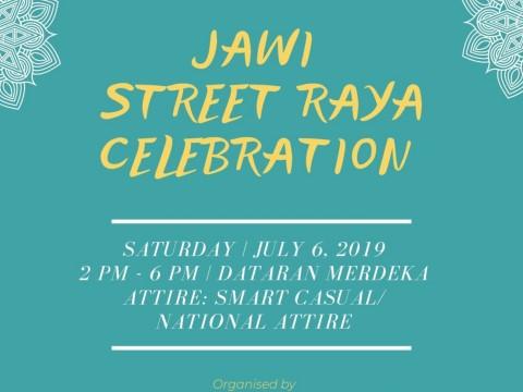 JAWI STREET RAYA CELEBRATION