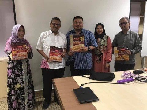 Business Consultation Meeting with Tisha's Company Kuala Lumpur