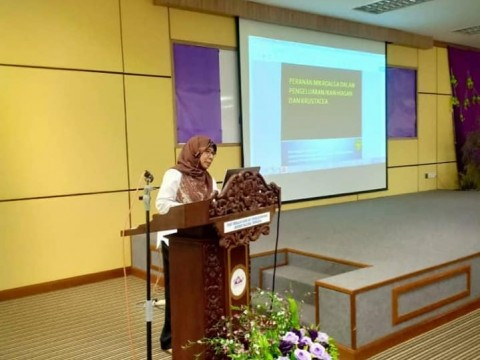 Aquaculture Workshop at UMT
