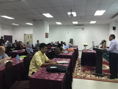 Meeting on Book Chapters' Contributors for Sustaining Humanity; Maqasid Al Shari'ah & SDG