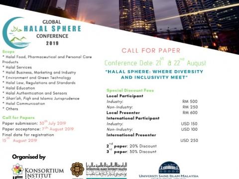 Global Halal Sphere Conference 2019