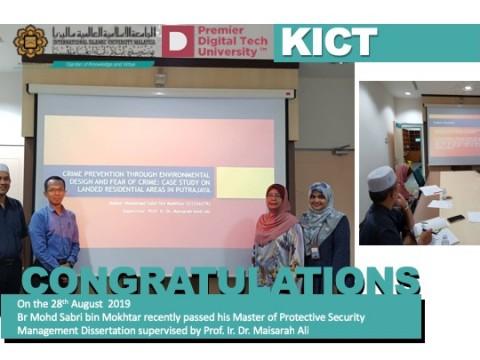 MPSM Final Dissertation Presentation