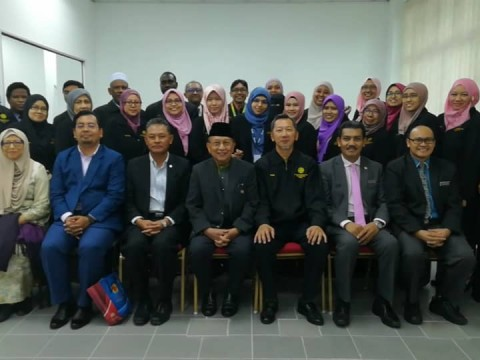 Launching of Research Laboratory of INHART, IIUM