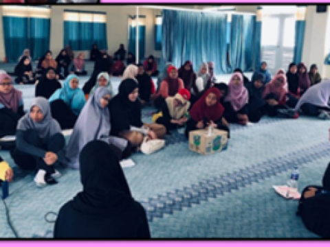 IIUM Pagoh: Weekly kulliyyah for a better improvement and holistic approach in KLM community