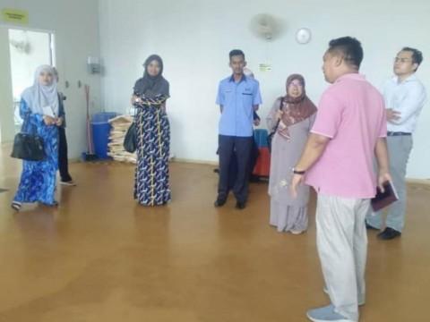 INHART Visit to Gambang Halal Hub of Perbadanan Kemajuan Negeri Pahang