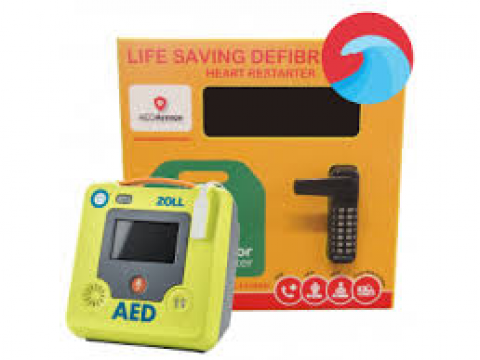Training on Portable Semi-Automatic AED