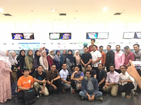 INHART staff-students Bowling Tournament