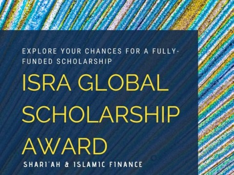 The ISRA Global Scholarship Award now Open for Applications