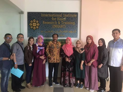 A visit by Universitas Merdeka Malang