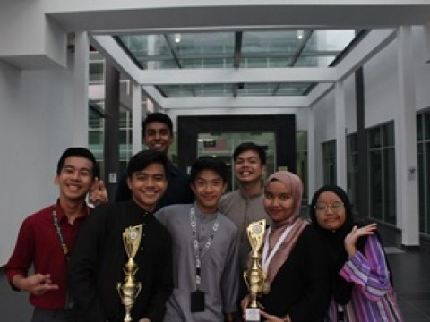 IIUM WORLD DEBATE AND ORATORY UNIT, CFS IIUM