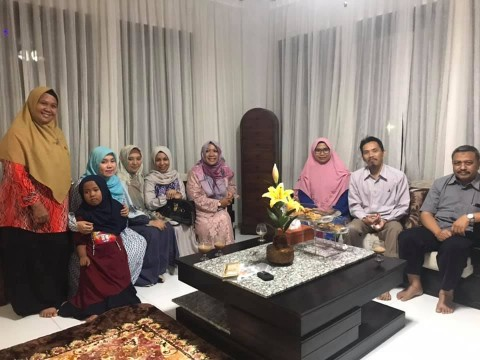 A Collaboration Meeting Halal Centre Universitas Syiah Kuala Banda Aceh and INHART