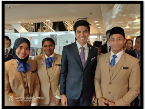 IIUM Pagoh Achievement: Welcome back to Malaysia Br. Yusran the Malaysian Youth Ambassador of the 46th Ship for Southeast Asian Japanese Youth Program (SSEAYP)