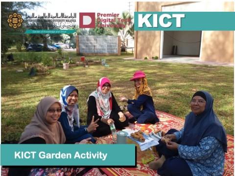 KICT Garden Activity
