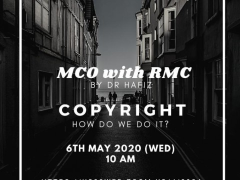 MCO with RMC: Copyright br Dr Hafiz