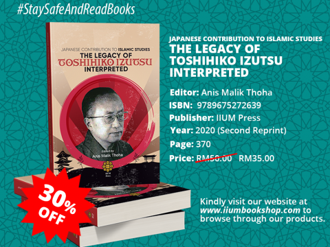 OFFER!!! : JAPANESE CONTRIBUTION TO ISLAMIC STUDIES
