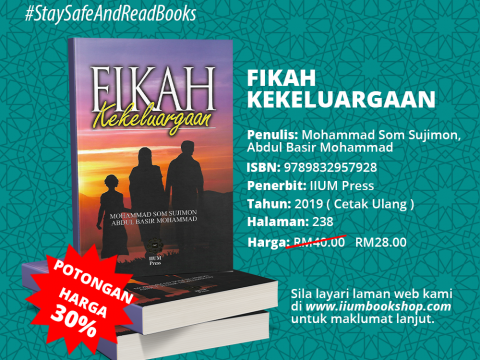 OFFER!!! : FIKAH KEKELUARGAAN