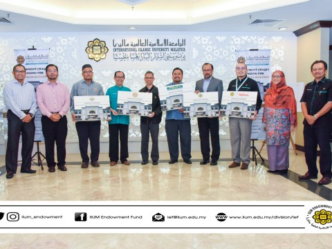 SOFT LAUNCHING ENDOWMENT (WAQF) WADI BUDI BUILDING