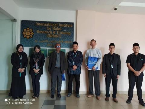 Visit by Sultan Ahmad Shah Medical Centre (SASMEC), IIUM Shari'ah Compliant Unit