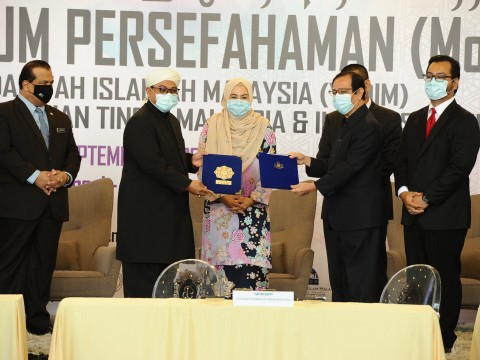 YADIM ties knot with 12 education institutions to strengthen 'dakwah' activities