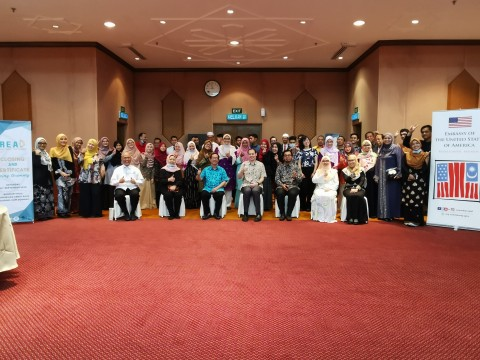 IIUM to work closely with U.S Embassy to produce civic-minded youth leaders