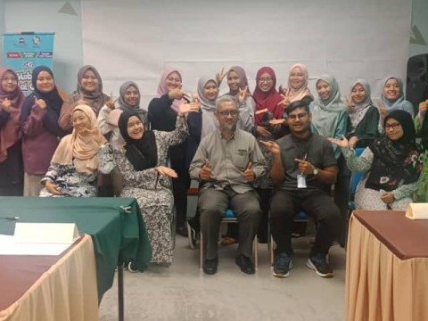 ​Muslim Friendly Training at MISDEC held by INHART