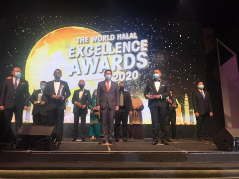 World Halal Excellence Award 2020