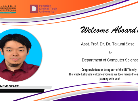 Welcome to Asst. Prof. Dr. Takumi Sase
