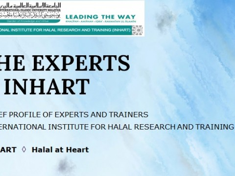 The Experts @ INHART