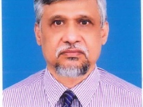 Prof. Dr. AHM Zahirul Alam: Congratulations on the 'Outstanding Volunteer 2020' Award