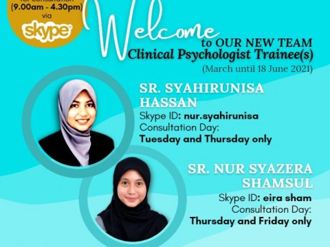 Welcome to Clinical Psychologist Trainees