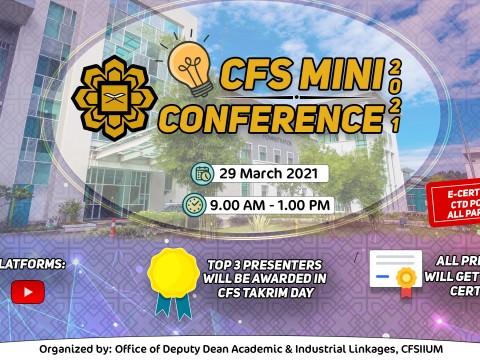 CFS Mini Conference 2021