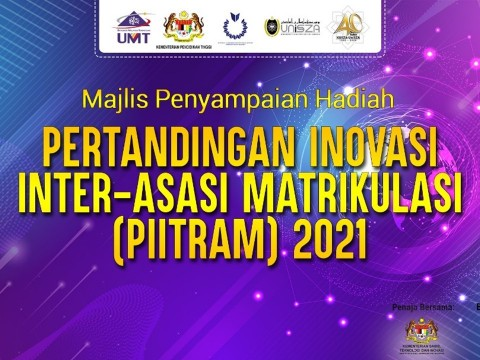 Pre-University Malaysia Innovation Competition (PIITRAM)