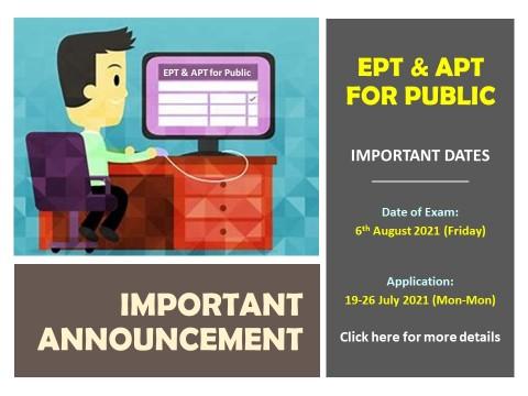 EPT & APT FOR PUBLIC (6 August 2021)