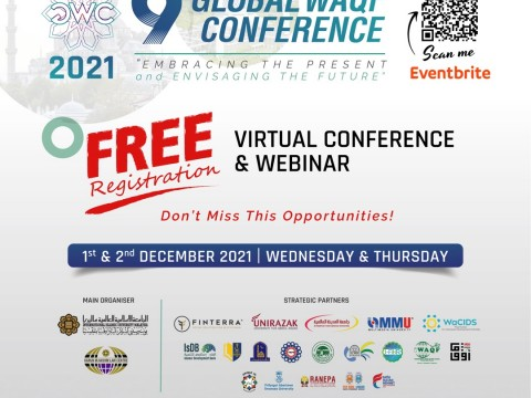 9th Global Waqf Conferenc
