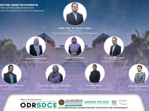 DIRECTORS AND HEAD OF OFFICES UNDER THE PURVIEW OF ODRSDCE