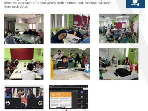 URP Mentor-Mentee & URP E-Library