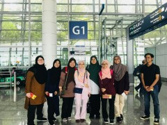 Exchange Program to Brunei